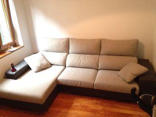 Sofa con chaise longue 285cm - 3 plazas