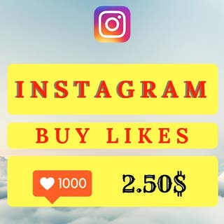 Instagram service | buy likes