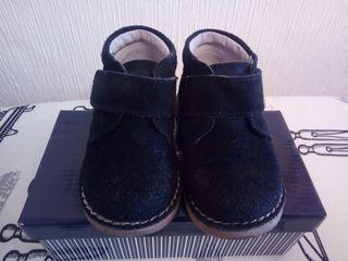 botas serraje