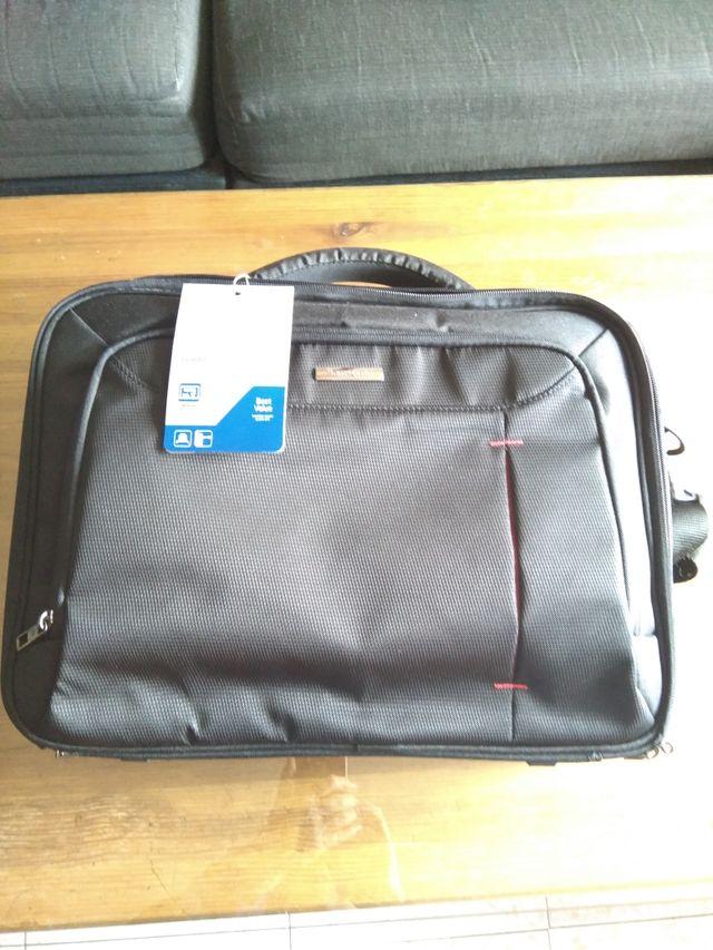 bolsa maletin para portátil