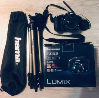 Panasonic Lumix DMC-FZ62 Cámara compacta de 16.1mp