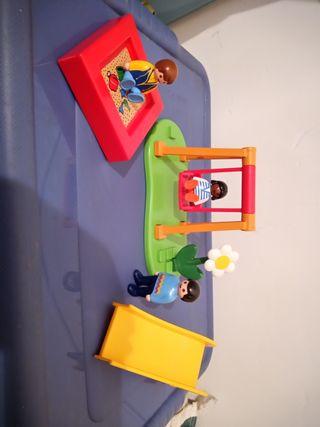 Playmobil 6785 parque infantil