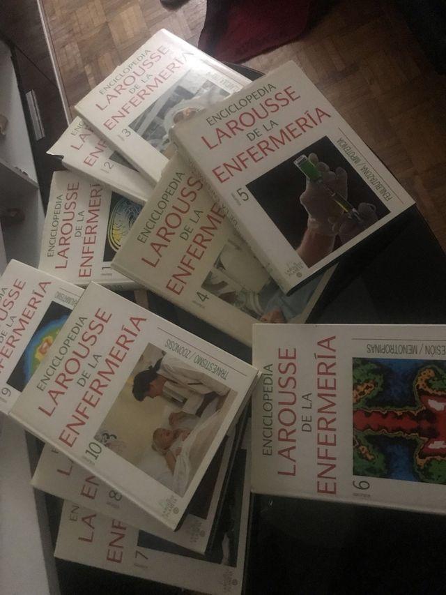 Enciclopedias rousse de la enfermería