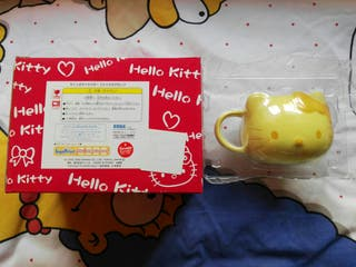 Taza cerámica Hello Kitty sólo venta en Japón