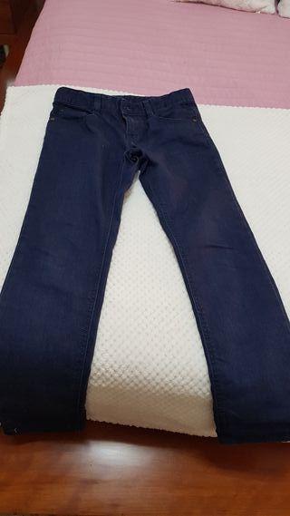 pantalon de beneton de niño