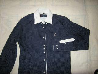De Segunda T 42 Por Mujer Nueva Mano Preciosa Camisa Mikelo Custi 18 c0c1Sq