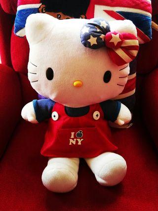 Peluche Hello Kitty I love New York