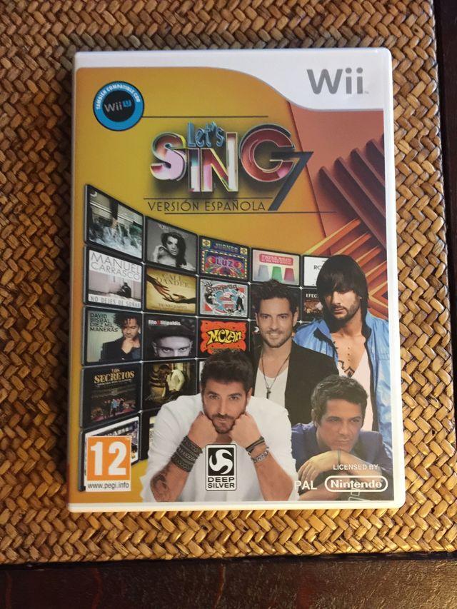 Juegos Wii