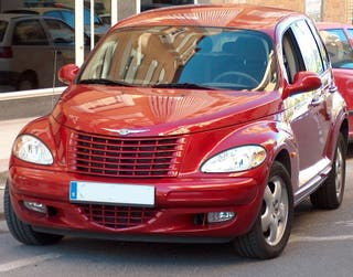 CHRYSLER PT Cruiser 2.0 16v Touring 140 Caballos