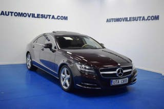 Mercedes Clase CLS CLS 350 CDI 4MATIC BE