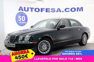 Jaguar S-Type 2.7D V6 207cv Executive Auto 4p