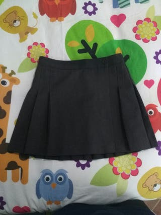 Uniforme falda