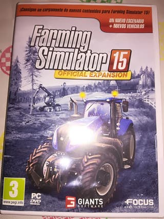 Expansión farming Simulator 15