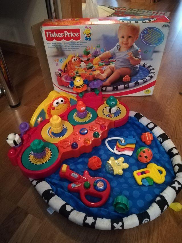 Mantita de juegos Bebé