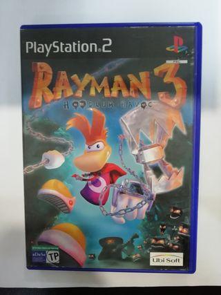 JUEGO RAYMAN 3 (PS2)