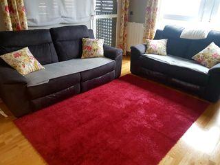 Conjunto sofas relax electricos. NUEVOS