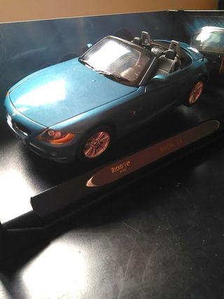 BMW Z4 escala 1/18