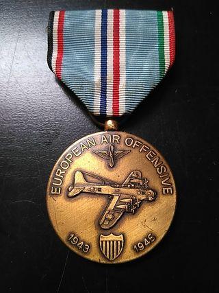 medalla Estados Unidos