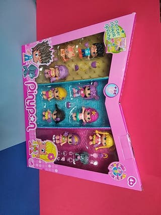 pack pinypon 10 figuras