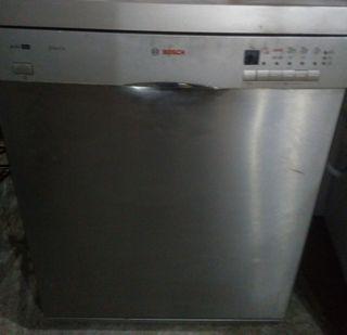 lavavajillas Bosch Inox transporte