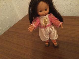 Muñeca, muñeco