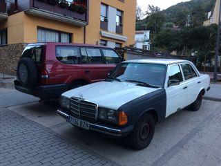 Mercedes-Benz W123 D300 1984
