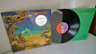 """YES-Vinilo LP""""Yesterdays"""" 1975"""