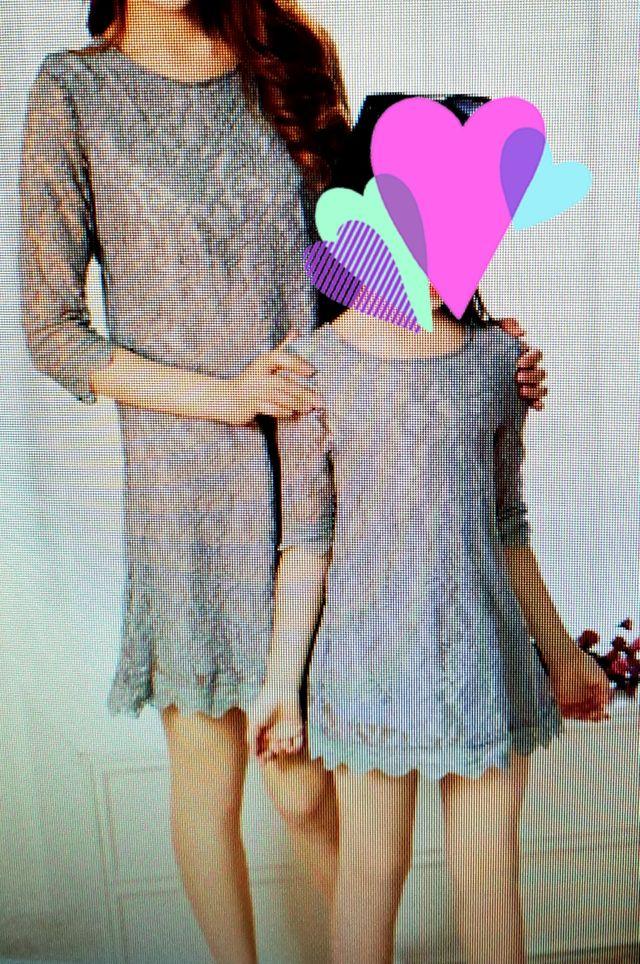 Vestido fiesta madre e hija