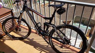 Bicicleta Trek Fuel