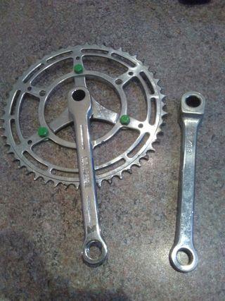 frenos, pedales, rastrales y plato