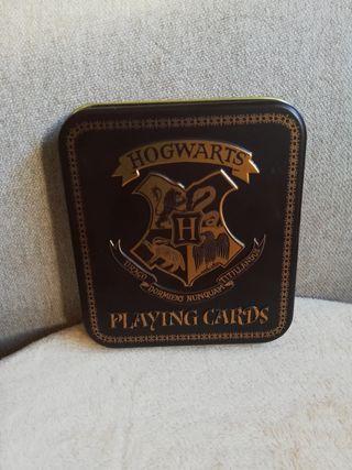 Baraja de cartas de Harry Potter (Hogwarts)