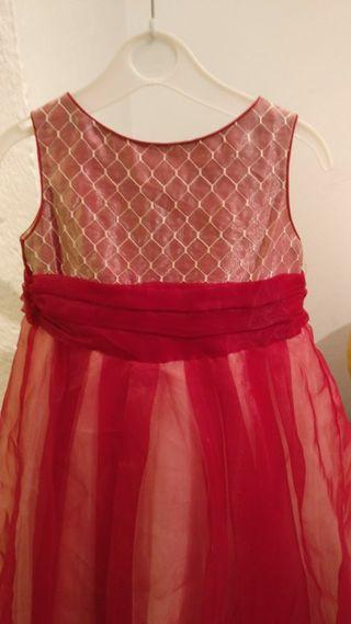 c6369f2a20 Vestido Nochevieja niña de segunda mano en WALLAPOP