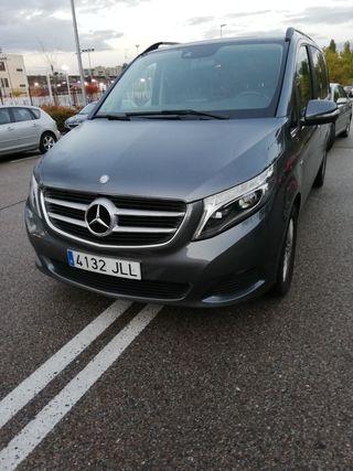 Mercedes-Benz Clase V 2016
