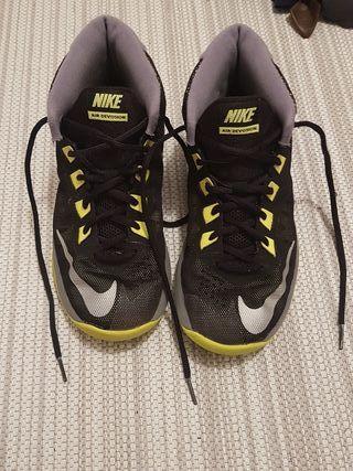zapatillas niño nike 37
