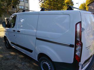 Ford Transit Custom 2015