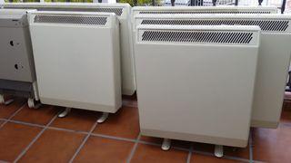 Radiadores acumuladores de calor