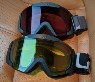 Gafas ski o snow Wedze