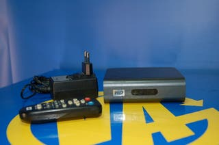 Western Digital WD TV live HD Media Player Negro