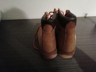 Zapato tipo Panama talla 39, usados 1 vez