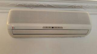 Aire acondicionado calefación