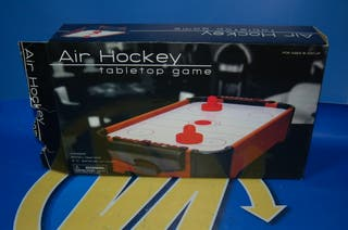 Air Hockey Tablet Top Game - Juego Hockey aereo