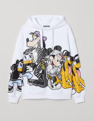 Sudadera Moschino H&M Disney