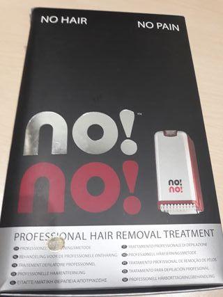 máquina de depilar NO NO