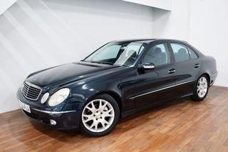 Mercedes Clase E 220CDI Avantgarde
