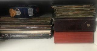 Colección vinilos/minidiscos