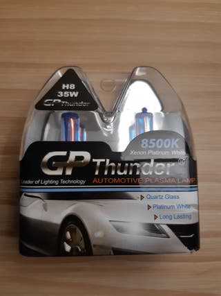 Bombillas GP Thunder H8 35W 8500k