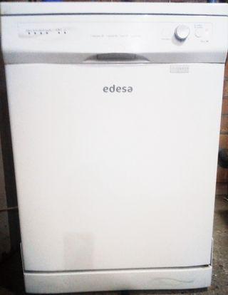 lavavajillas Edesa con transporte