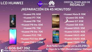 REPARACIÓN la pantalla de Huawei