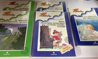 4 libros infantiles