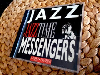 Cd. Jazz MESSENGERS.